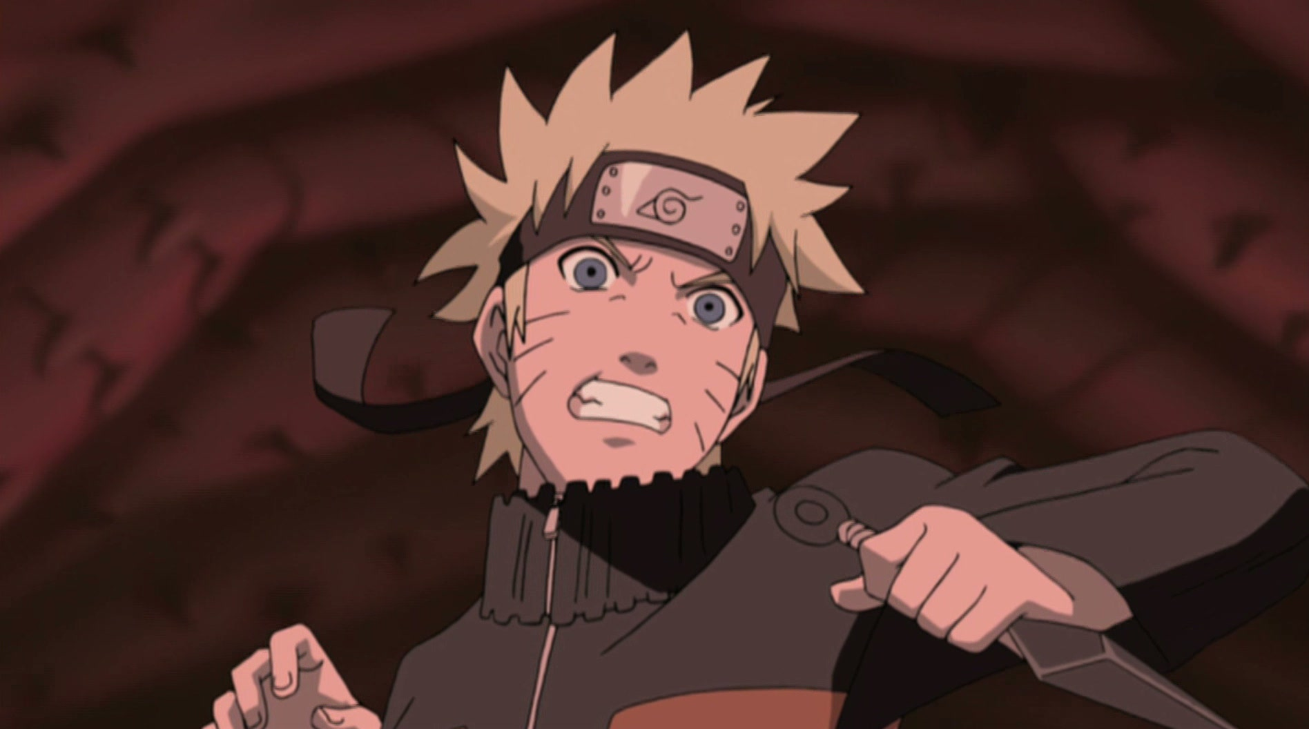 Naruto Shippuden: Three-Tails Appears Episode 108, Guidepost