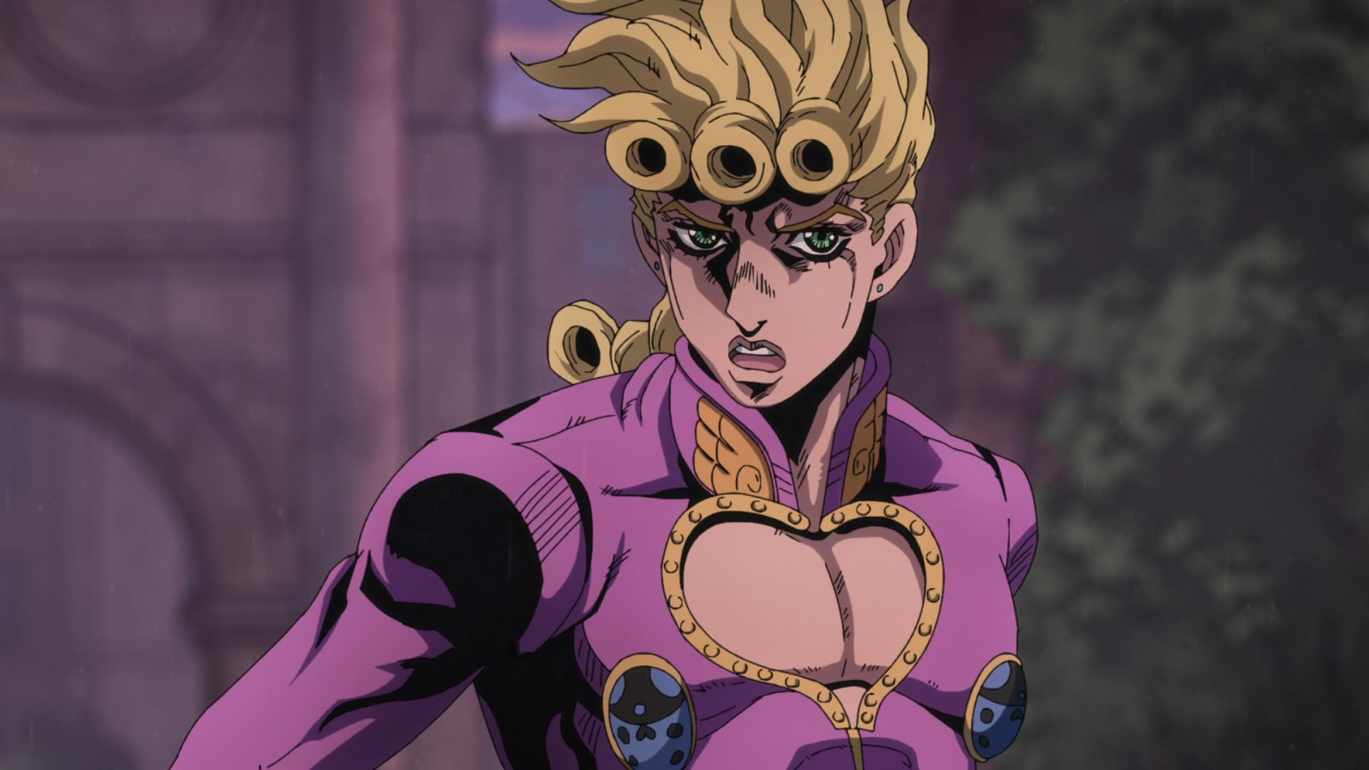 JoJo's Bizarre Adventure: Golden Wind Episode 36, Diavolo Surfaces