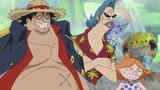 One Piece: Fishman Island (517-574) Episode 521