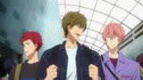 Free! -Dive to the Future- Episode 11