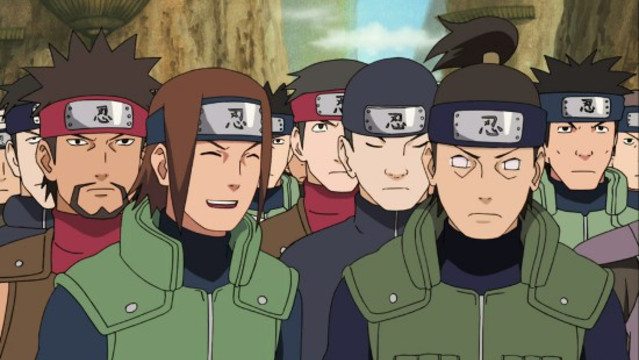 Naruto Shippuden: The Taming of Nine-Tails and Fateful