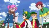 El lazo de Haru y Yujin. ¡Detengan a Resshamon!