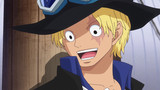 One Piece Episodio 738