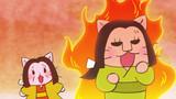 Lady Kasuga is on Fire!