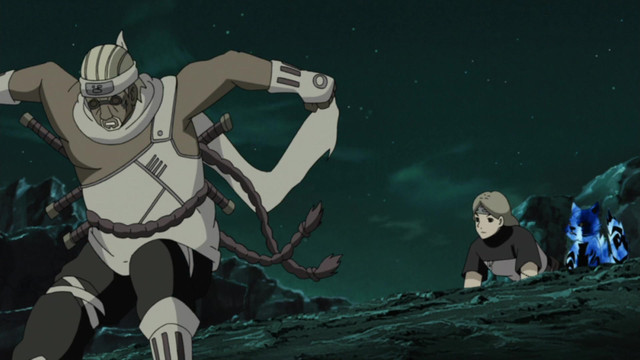 Watch Naruto Shippuden Episode 429 Online - Killer Bee