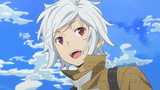 Is It Wrong to Try to Pick Up Girls in a Dungeon? (Danmachi) Episodio 2