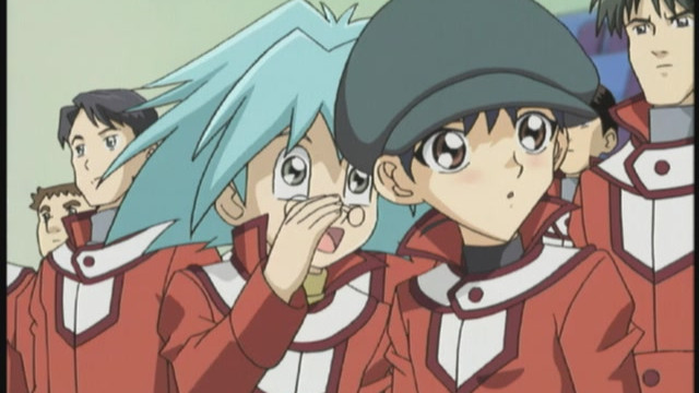 Yu☆Gi☆Oh!: Duel Monsters GX Episode 20 Subtitle Indonesia