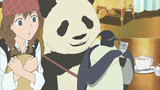 Shirokuma Cafe Episodio 4
