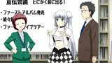Miss Monochrome - The Animation Episodio 2