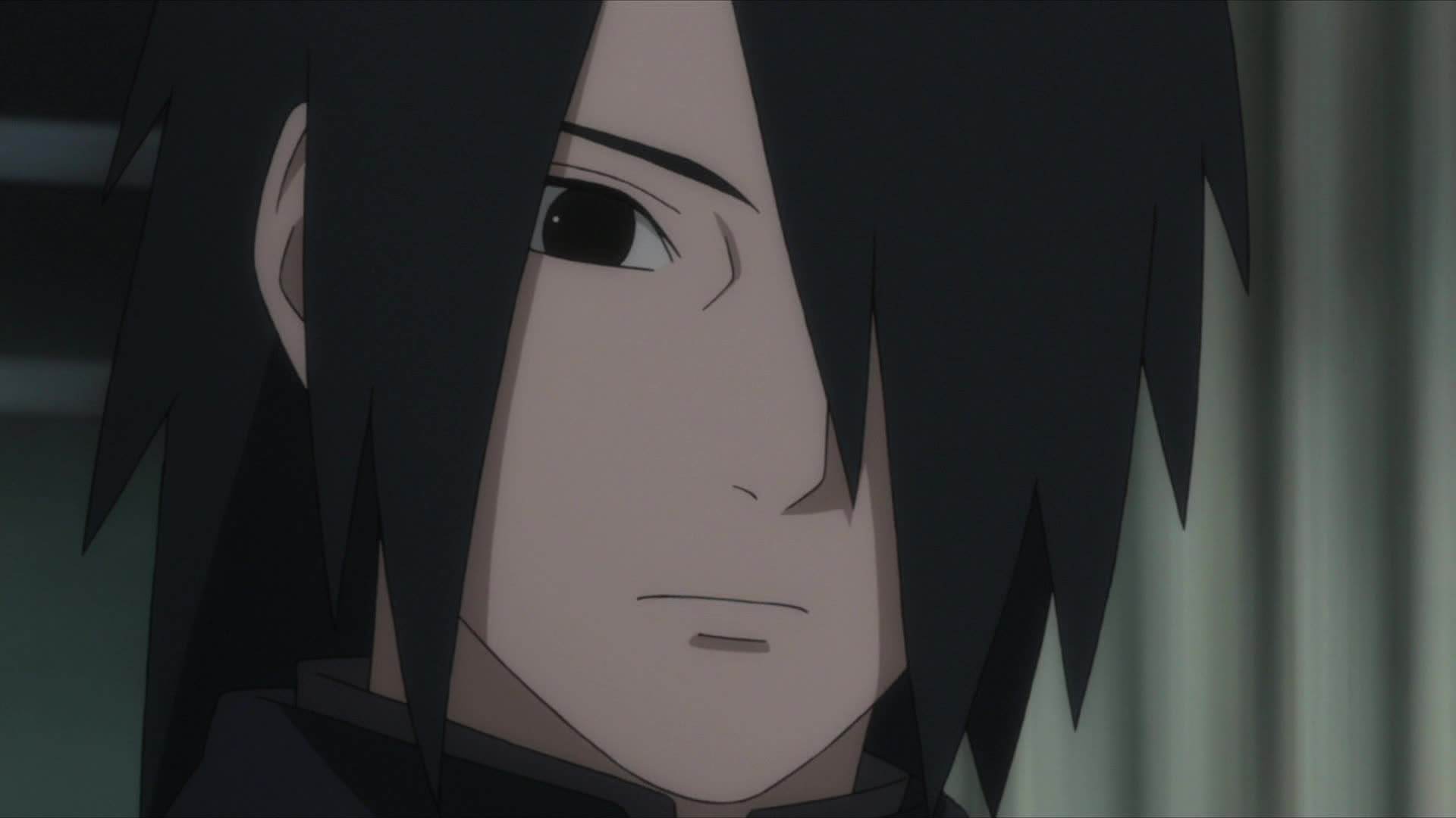 BORUTO: NARUTO NEXT GENERATIONS Episode 63, Sasuke's Secret