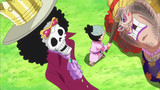 One Piece Episodio 654