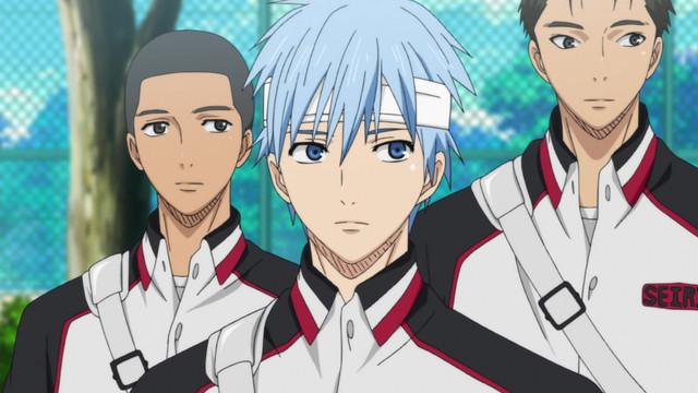Watch Kuroko's Basketball Episode 5 Online - Your ...