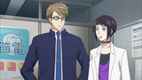 Midnight occult civil servants Episodio 9