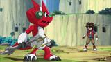 Digimon Xros Wars Episode 3