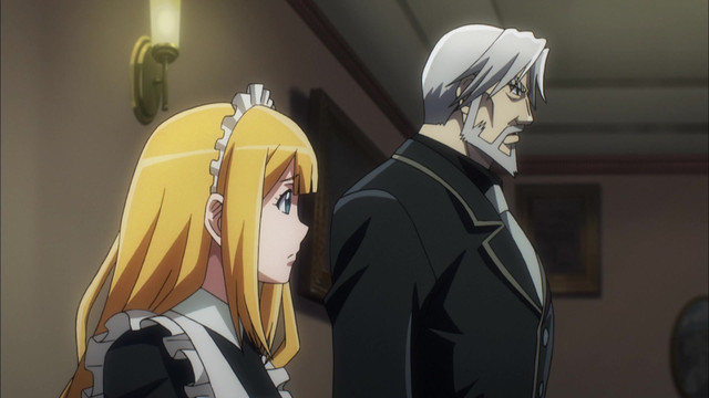 Overlord II Episode 10, Disturbance begins in the royal