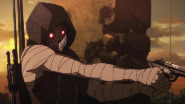 Watch Sword Art Online II Episode 9 Online - Death Gun ...