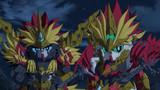 SD GUNDAM WORLD HEROES Episode 21