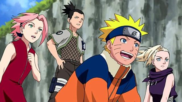 Naruto Shippuden: The Two Saviors Episode 171, Big Adventure! The