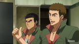 Mobile Suit GUNDAM Iron Blooded Orphans Episodio 40
