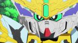 SD GUNDAM WORLD HEROES Episode 18