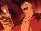 The Law of Ueki (Sub) - Episode 23 - The Law Of Ueki Vs. The Ten