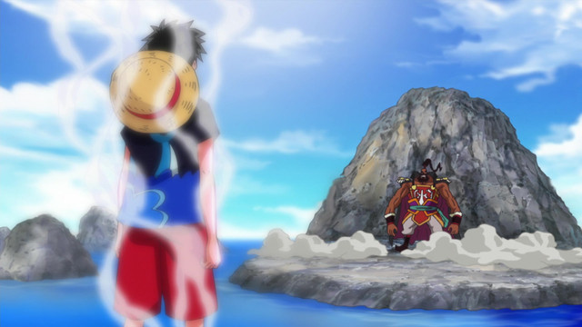 One Piece: Punk Hazard (575-629) Episode 578, Z's Ambition! Luffy vs