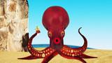 Wacky TV Nanana Chase the Kraken Monster! Episode 22
