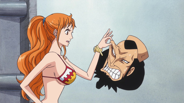 One Piece: Punk Hazard (575-629) Episode 582, Startling! the Secret