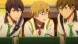 Free! - Iwatobi Swim Club Episode 11