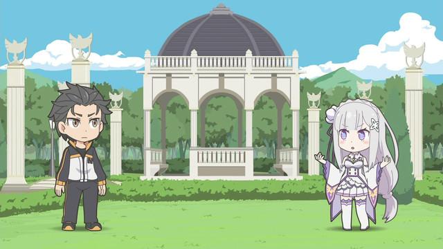 Re:ZERO -Starting Life in Another World- Shorts Episode 6, Re:ZERO  ~Starting Break Time From Zero~ 06, - Watch on Crunchyroll