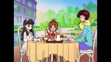 Sakura, Tomoyo, and the Giant House