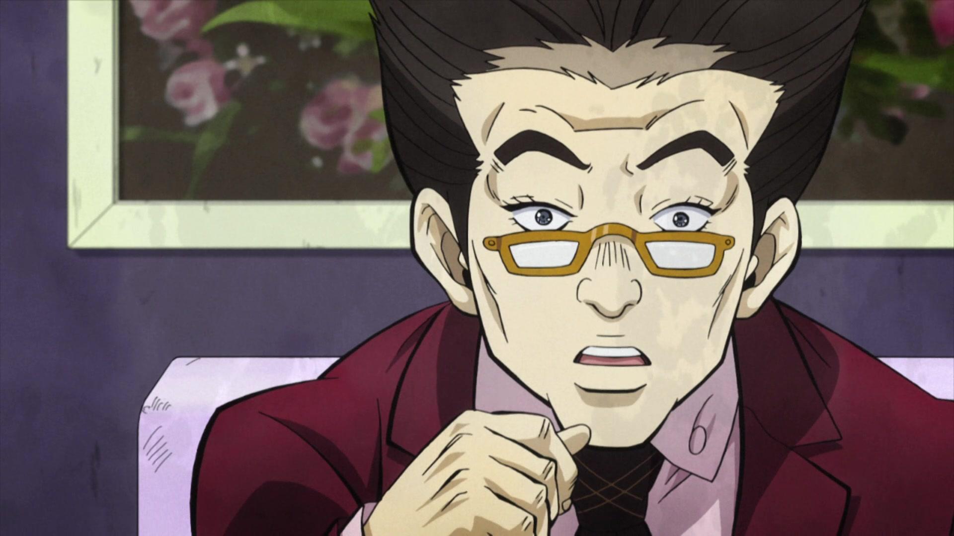JoJo's Bizarre Adventure: Diamond is Unbreakable Episode 19