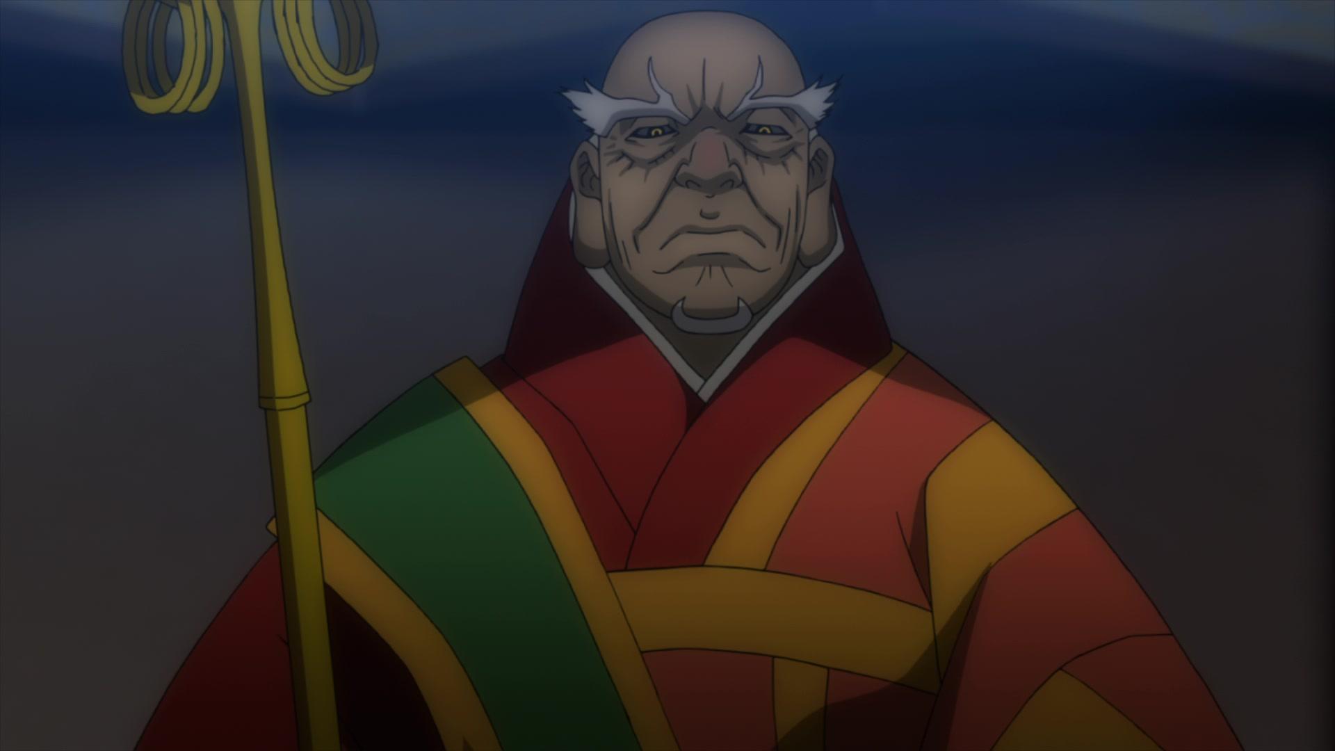 Basilisk The Ouka Ninja Scrolls Episode 22 The Demon Revives Watch On Crunchyroll