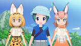 Kemono Friends Episódio 3