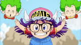 Goku vs Arale! A Ridiculous Battle Will End The Earth?!