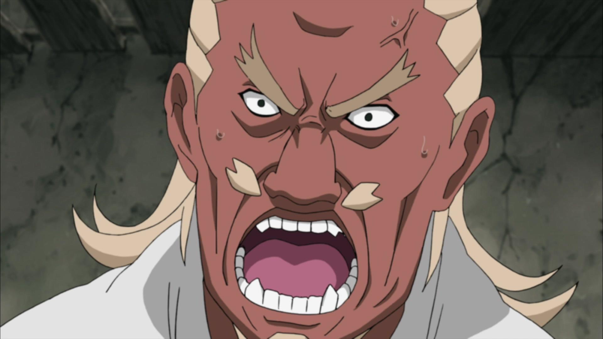 Naruto Shippuden: The Seven Ninja Swordsmen of the Mist