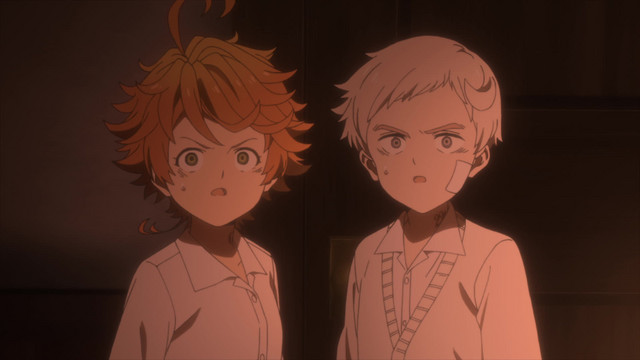 THE PROMISED NEVERLAND: Episodi 7