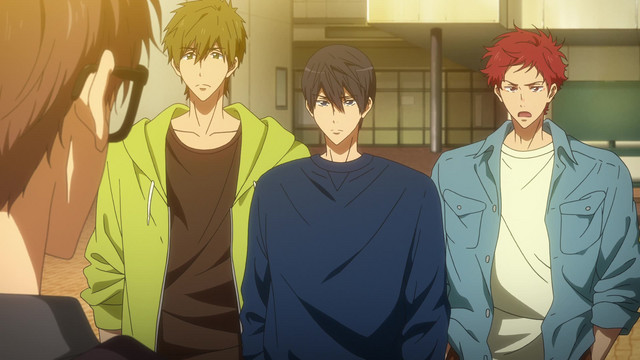Free! -Dive to the Future- Episode 4, Interference of Loss!, - Watch