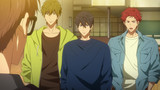 Free! -Dive to the Future- (VOSTFR) Épisode 4
