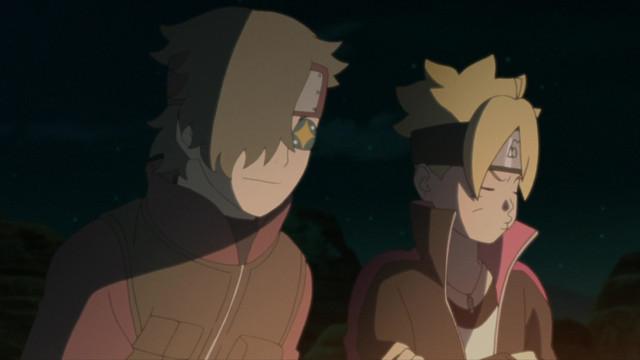 Image of: Animes Boruto Naruto Next Generations Episode 85 The Heart Stone Facebook Boruto Naruto Next Generations Episode 85 Watch On Crunchyroll