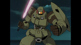 Mobile Suit Gundam Wing Episodio 8