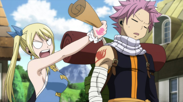 Watch Fairy Tail (2018) Episode 278 Online - The Lamia ...