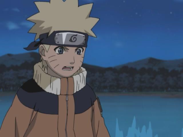 Naruto Season 7 Episode 167, When Egrets Flap Their Wings, - Watch