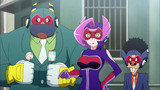 Time Bokan The Villains' Strike Back Episode 2