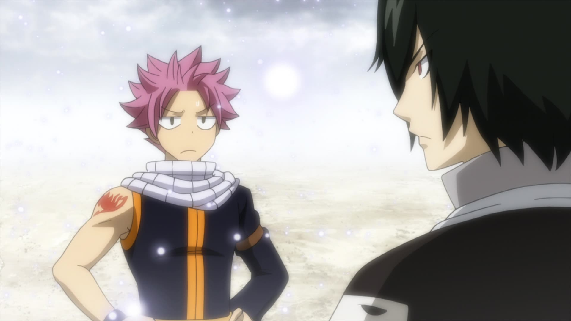Fairy Tail Final Season Episode 312, Sting, the White Shadow