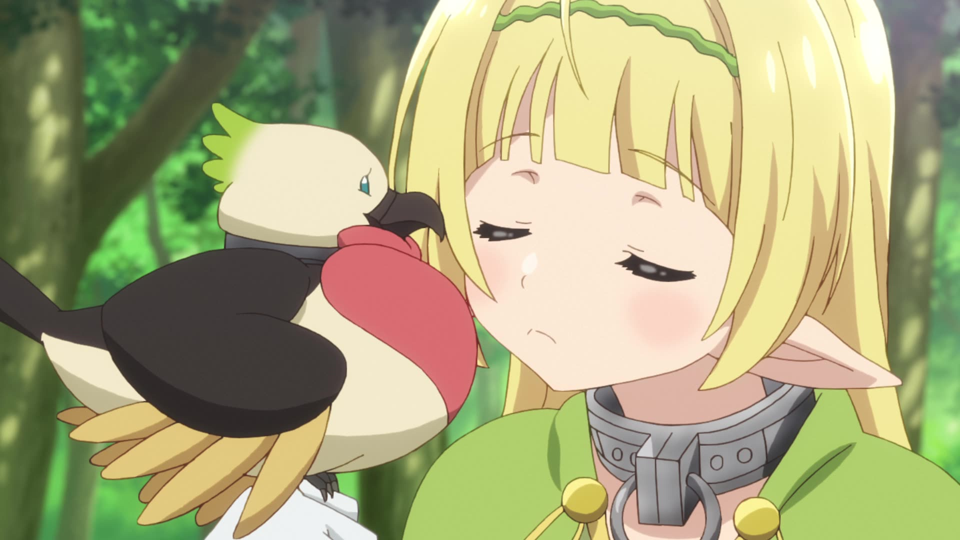 How Not To Summon A Demon Lord Episode 9 Holy Knight Tale