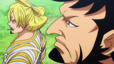 One Piece: WANO KUNI (892-Current) Episode 912
