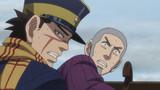 Golden Kamuy Episode 9