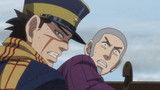 Golden Kamuy الحلقة 9