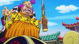 The Straw Hats Step In! An Uproarious Deadly Battle at the Execution Ground!
